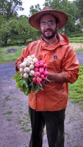 Wes w radishes and Haikureis 2013